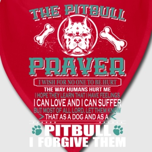PITBULL PRAYER Caps - Bandana