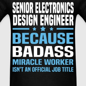 Senior Embedded Software Engineer Tshirt - Men's T-Shirt