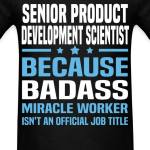 Senior Product Management Director Tshirt - Men's T-Shirt