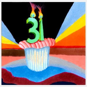 Birthday cupcake number 31 - Men's Premium T-Shirt