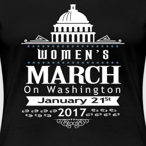 March 2017 - Women's Premium T-Shirt