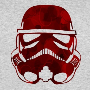 Valentine Trooper SHIRT MAN - Men's 50/50 T-Shirt