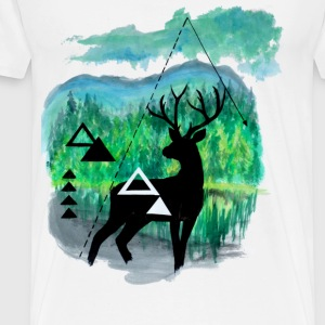 Forest - Men's Premium T-Shirt