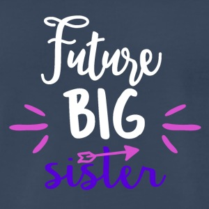 Future big sister - Men's Premium T-Shirt