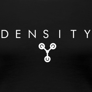 Density Awaits by Rocktane Clothing T-Shirts - Women's Premium T-Shirt
