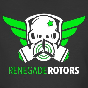 Renegade Rotors T-shirt - Men's 50/50 T-Shirt