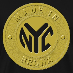Made In the Bronx T Shirt - Men's Premium T-Shirt