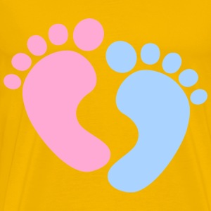 Baby feet - Men's Premium T-Shirt