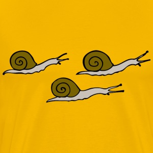 Snails - Men's Premium T-Shirt
