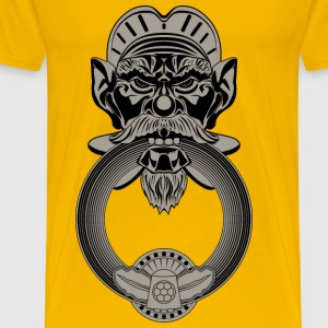 Door knocker - Men's Premium T-Shirt