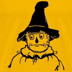 The Scarecrow - Men's Premium T-Shirt