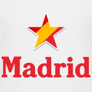 Stars of Spain - Madrid Baby & Toddler Shirts - Toddler Premium T-Shirt