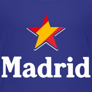 Stars of Spain - Madrid (dark) Baby & Toddler Shirts - Toddler Premium T-Shirt
