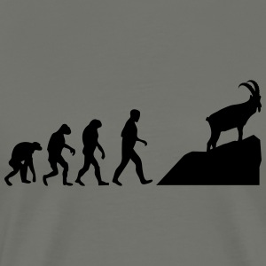 ibex evolution T-Shirts - Men's Premium T-Shirt