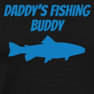 Daddy's Fishing Buddy - Men's Premium T-Shirt