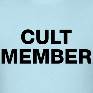 CULT MEMBER T-Shirts - Men's T-Shirt
