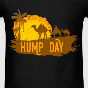 Camel - Hump Day - Men's T-Shirt
