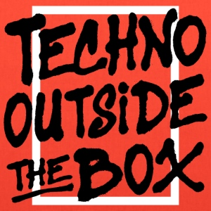 Techno outside the box - Tote Bag