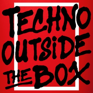 Techno outside the box - Full Color Mug