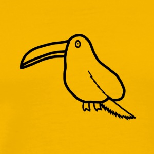 Toucan - Men's Premium T-Shirt