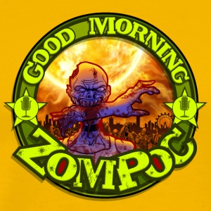 Good Morning Zompoc Podcast - Men's Premium T-Shirt