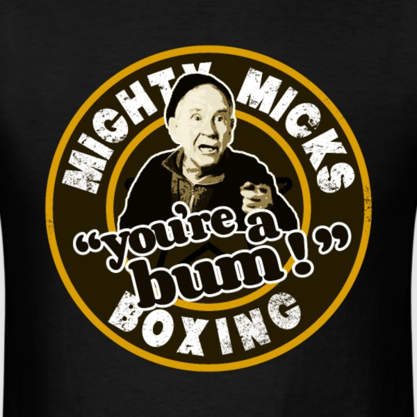 Mighty Micks Boxing Gym. T-Shirts - Men's T-Shirt