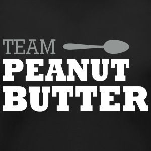 team_peanut_butter T-Shirts - Women's Maternity T-Shirt