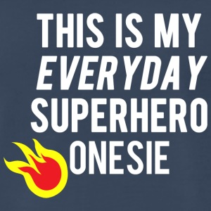 Everyday Superhero Baby - Men's Premium T-Shirt