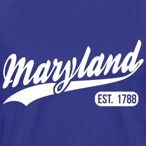 Maryland Est. 1788 T-Shirts - Men's Premium T-Shirt
