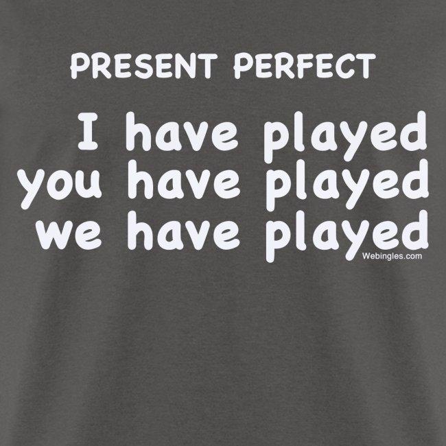 Presente Perfecto - Hemos Jugado