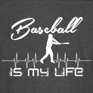 Baseball Is My Life Shirt - Vintage Sport T-Shirt