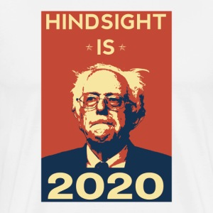 Hindsight is 2020 - Men's Premium T-Shirt