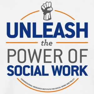 Unleash the Power of Social Work - Men's Premium T-Shirt