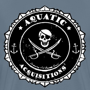 AQUATIC AQUASITIONS - Men's Premium T-Shirt