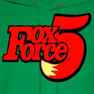 FOX FORCE 5 - Men's Hoodie