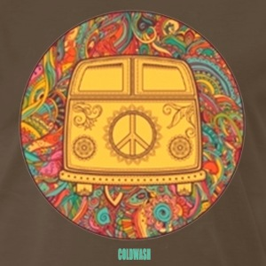 HIPPIE WAGON - Men's Premium T-Shirt