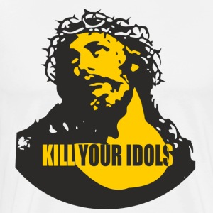 KILL YOUR IDOLS - Men's Premium T-Shirt