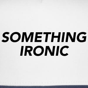 SOMETHING IRONIC Sportswear - Trucker Cap