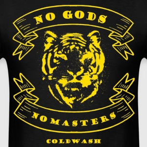 NO MASTERS - Men's T-Shirt