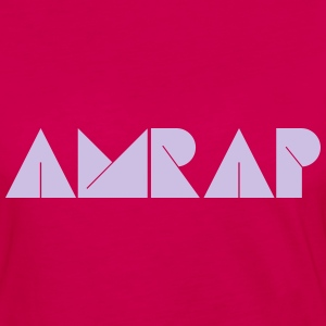 AMRAP - Women's Premium Long Sleeve T-Shirt