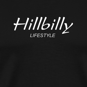 Hillbilly - Men's Premium T-Shirt
