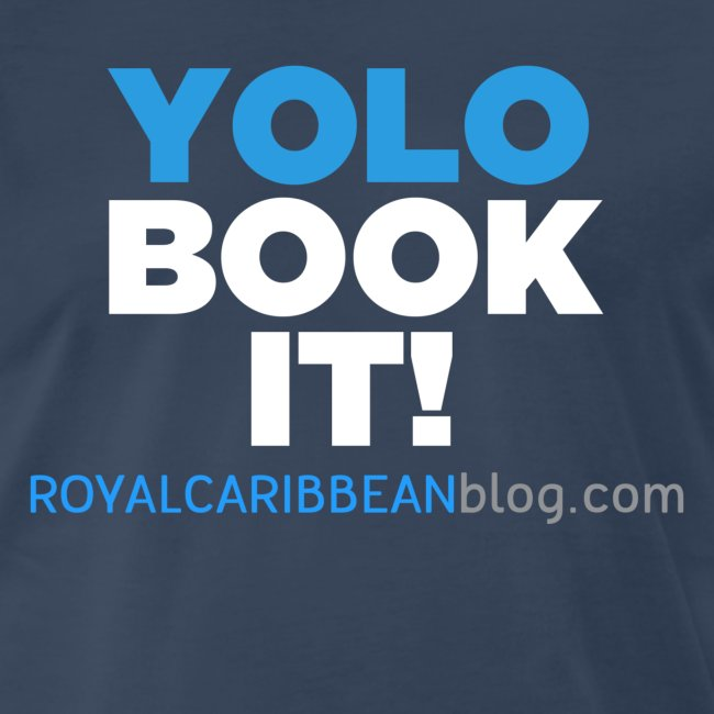 YOLO Book It! Men's Shirt