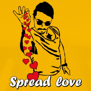 Spread Love salt bae - Men's Premium T-Shirt