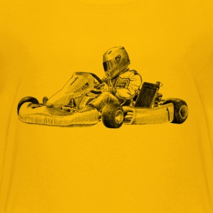 karting Baby & Toddler Shirts - Toddler Premium T-Shirt
