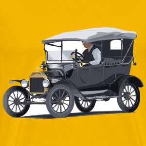 Model T Ford Touring - Men's Premium T-Shirt
