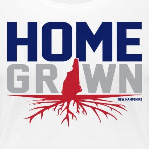 Homegrown New Hampshire T-Shirts - Women's Premium T-Shirt