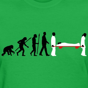 evolution_paramedic_09_201602_3c T-Shirts - Women's T-Shirt