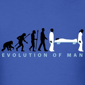 evolution_paramedic_09_201603_3c T-Shirts - Men's T-Shirt