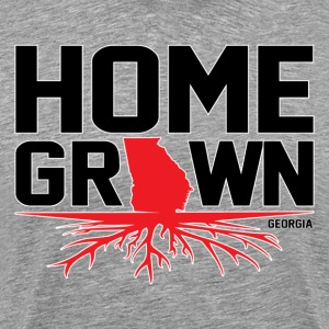 Homegrown Georgian T-Shirts - Men's Premium T-Shirt