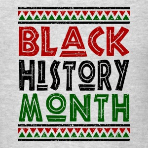 Vintage Black History Month T-Shirts - Men's T-Shirt
